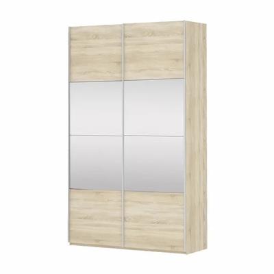 Прайм 2-х дверный (фасад зеркало) ш 1200