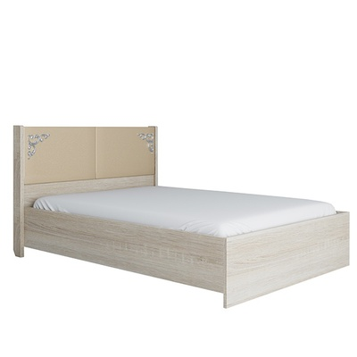 Кровать с подъёмным ортопедическим основанием Ирис 3 беж