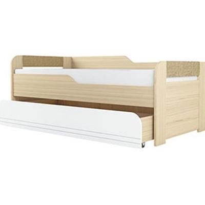Кровать 2-х уровневая с основанием ЛДСП